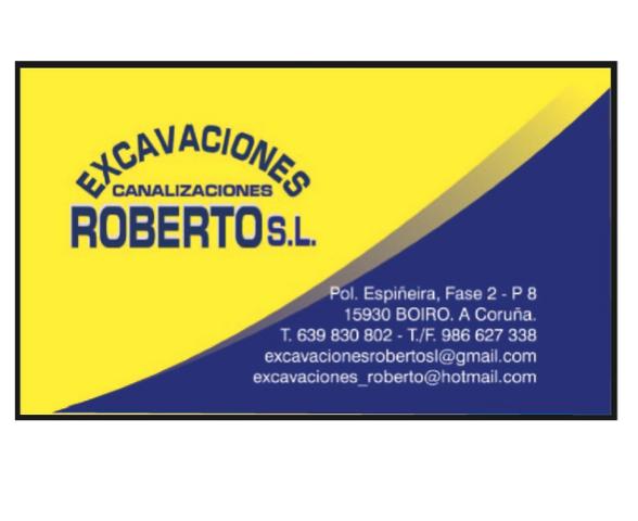 EXCABACIONES ROBERTO
