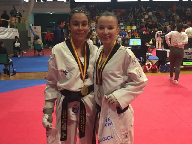 33 Medallas en el XXI Open Internacional de Pontevedra 03 11 2018