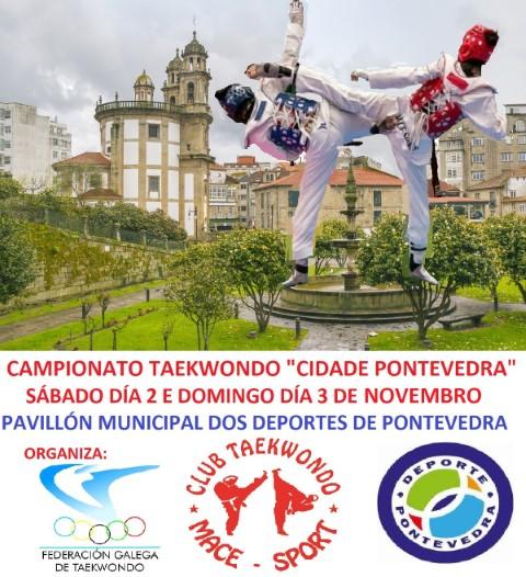 OPEN CIUDAD DE PONTEVEDRA 01 11 2019