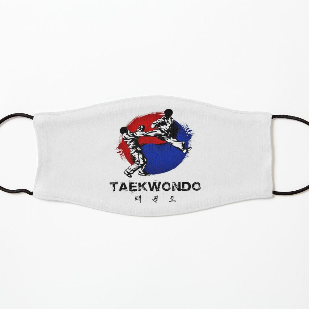 USO DE MASCARILLA NOS CLUBES DE TAEKWONDO