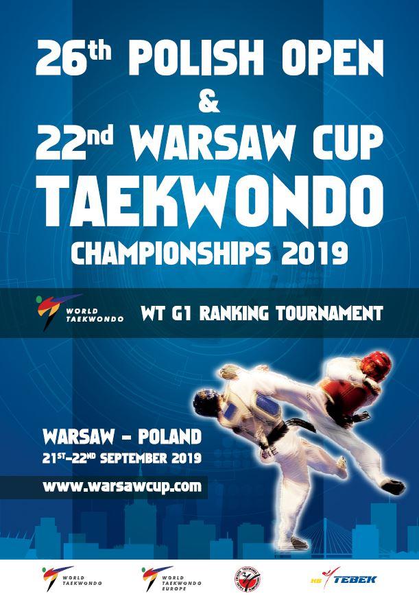 Polish Open Warsaw Cup 2019  World Taekwondo   G 1
